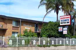 Adamstown Elizabeth Motor Inn - Accommodation Rockhampton