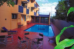 Airolodge International - Accommodation Rockhampton