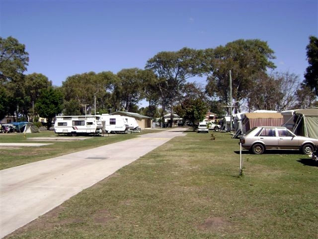 Beachmere Caravan Park - Accommodation Rockhampton