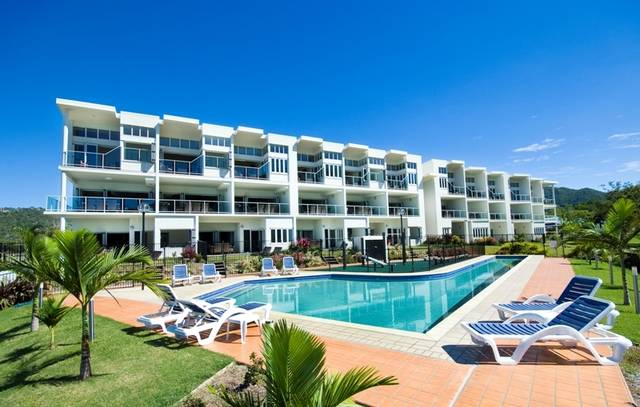 Beachside at Magnetic Harbour - Accommodation Rockhampton