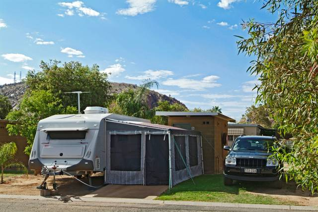 BIG4 MacDonnell Range Holiday Park - Accommodation Rockhampton