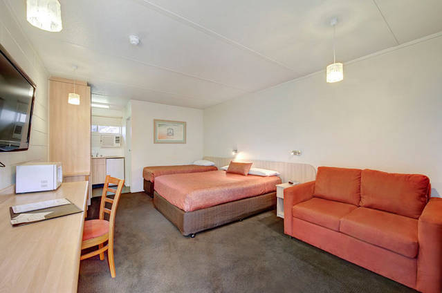 Box Hill Motel - Accommodation Rockhampton