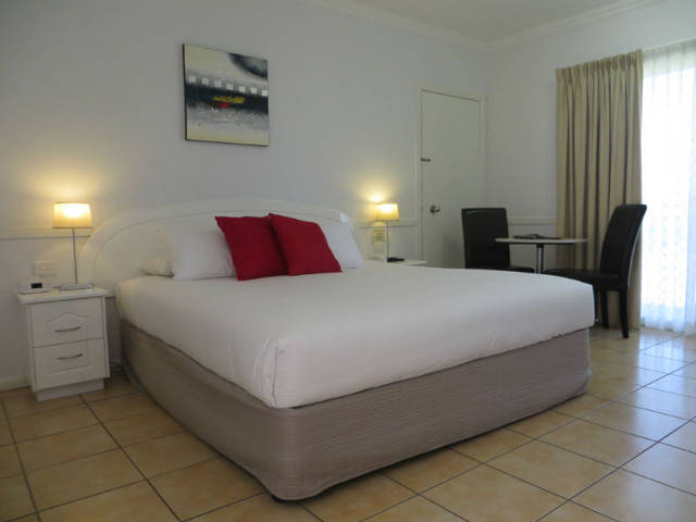 Charters Towers Heritage Lodge Motel - Accommodation Rockhampton