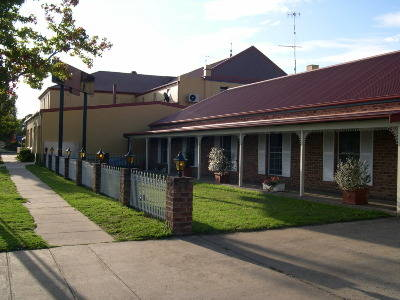 Club Motel - Accommodation Rockhampton