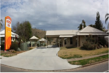 Country Roads Motor Inn - Gayndah - Accommodation Rockhampton