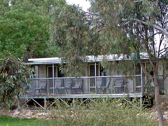 Donald Riverside Motel - Accommodation Rockhampton