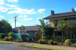 Flying Spur Motel - Accommodation Rockhampton