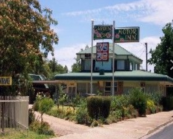 Garden Court Motor Inn - Accommodation Rockhampton