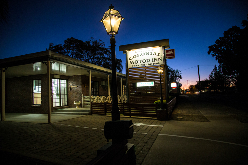 Gayndah Colonial Motor Inn - Accommodation Rockhampton