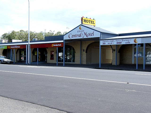 Gin Gin Central Motel - Accommodation Rockhampton