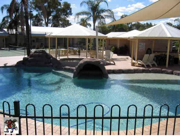 Jolly Swagman Motor Inn - Accommodation Rockhampton