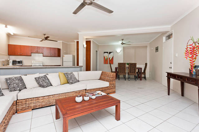 Kemboja Apartments - Accommodation Rockhampton