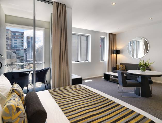 Meriton Serviced Apartments - Zetland - Accommodation Rockhampton