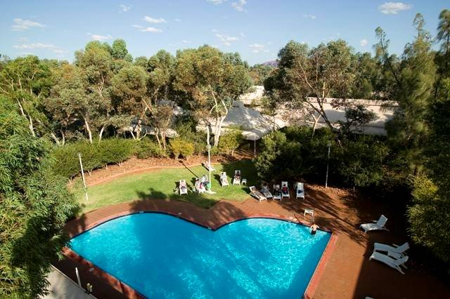 Outback Pioneer Hotel - Accommodation Rockhampton