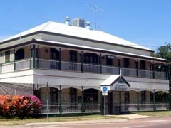 Park Hotel Motel - Accommodation Rockhampton