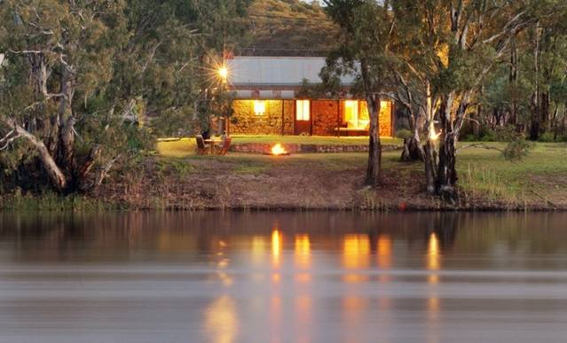 Wigley Retreat - Accommodation Rockhampton