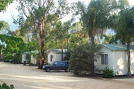 Yallakool Caravan Park on Bjelke-Petersen Dam - Accommodation Rockhampton