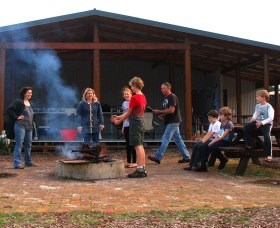 WA Wilderness Catered Camping at Yeagarup Hut - Accommodation Rockhampton