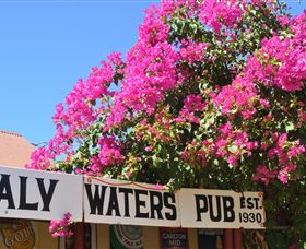 Daly Waters Historic Pub - Accommodation Rockhampton