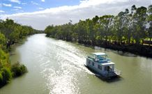 Edward River Houseboats - Accommodation Rockhampton