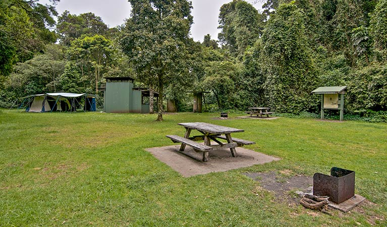 Forest Tops campground - Accommodation Rockhampton
