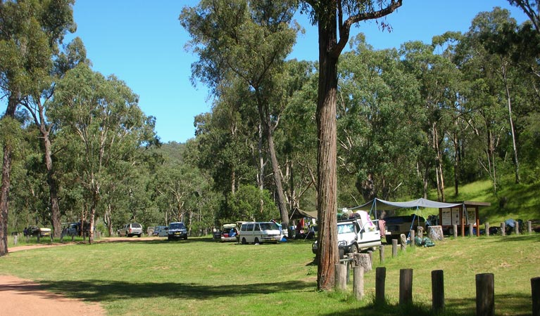 Washpools campground - Accommodation Rockhampton