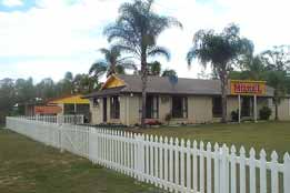 Gayndah A Motel - Accommodation Rockhampton