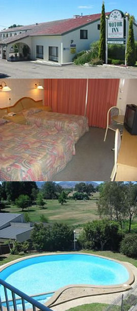 Tumut Motor Inn - Accommodation Rockhampton
