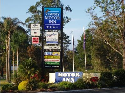 Kempsey Motor Inn - Accommodation Rockhampton