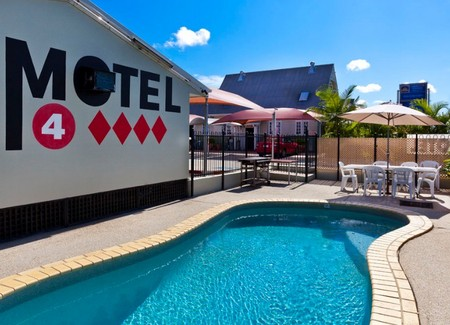 Caboolture Central Motor Inn - Accommodation Rockhampton