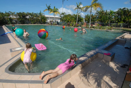 Kurrimine Beach Holiday Park - Accommodation Rockhampton