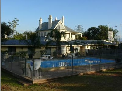 Airlie House Motor Inn - Accommodation Rockhampton