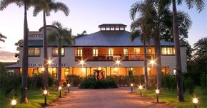Hotel Noorla Resort - Accommodation Rockhampton