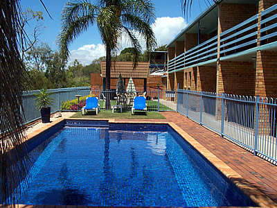 Tannum on the Beach Motel - Accommodation Rockhampton