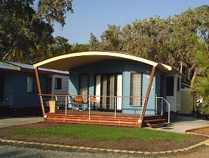 Island View Caravan Park - Accommodation Rockhampton