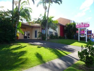 Las Vegas Motor Inn - Accommodation Rockhampton