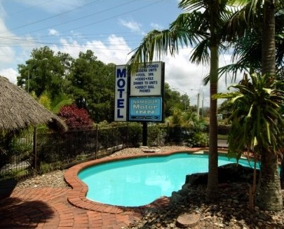 Nambour Motor Inn - Accommodation Rockhampton