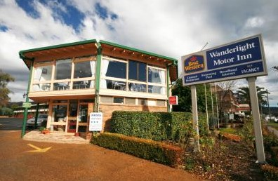 Best Western Wanderlight Motor Inn - Accommodation Rockhampton