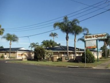 Town and Country Motor Inn Tamworth - Accommodation Rockhampton