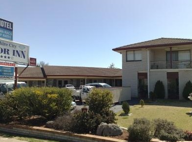 Sapphire City Motor Inn - Accommodation Rockhampton