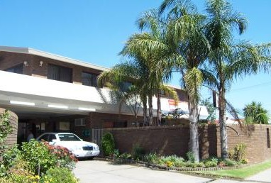 Best Western Garden Court Motel - Accommodation Rockhampton