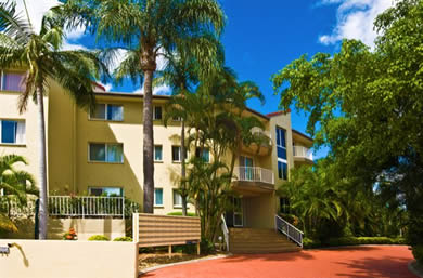 Bayview Waters Apartments - Accommodation Rockhampton