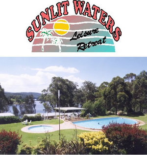 Sunlit Waters Leisure Retreat - Accommodation Rockhampton