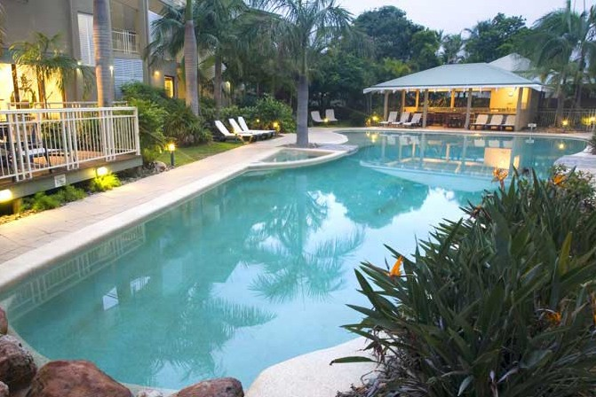 Colonial Resort Noosa - Accommodation Rockhampton