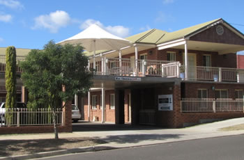Golf Links Motel - Accommodation Rockhampton