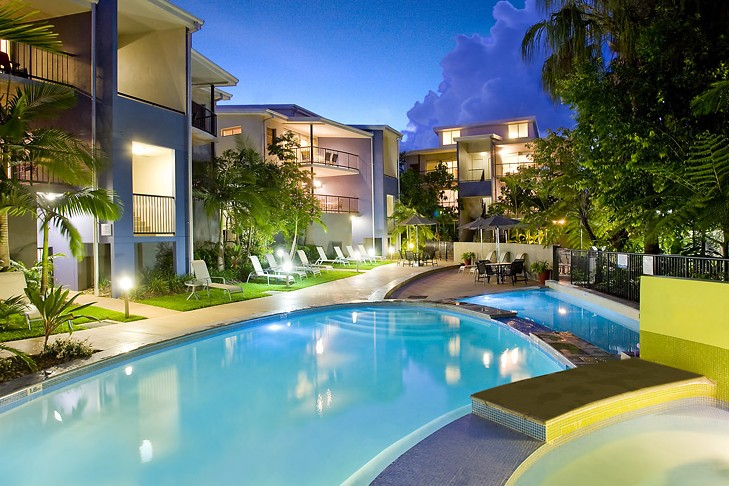 Verano Resort - Accommodation Rockhampton