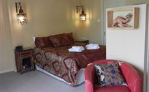 The Garden Room - Accommodation Rockhampton