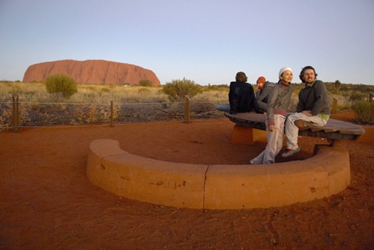 Ayers Rock - Outback Pioneer Lodge - Accommodation Rockhampton