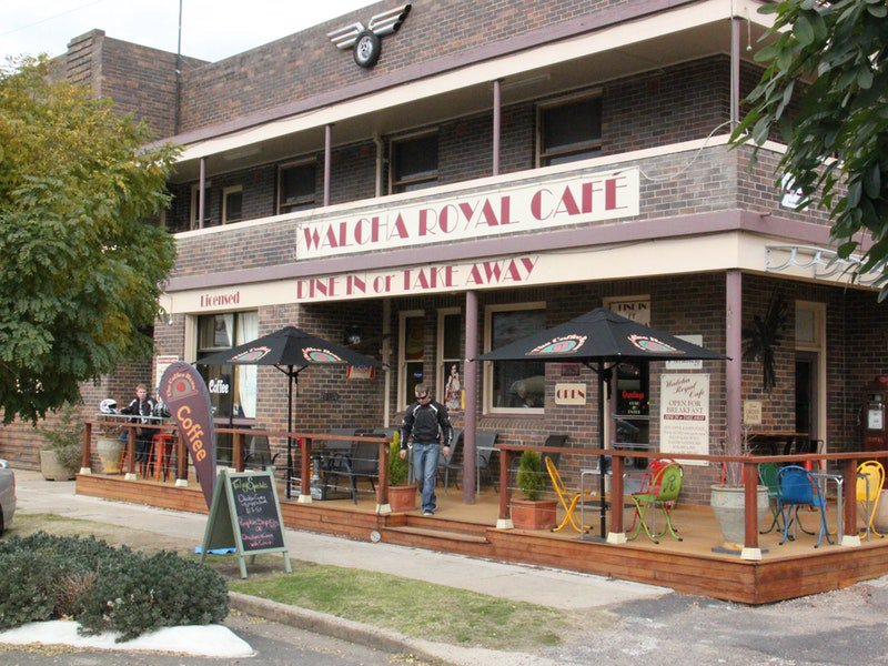 Walcha Royal Cafe and Boutique Accommodation - Accommodation Rockhampton