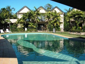 Hinchinbrook Marine Cove Resort Lucinda - Accommodation Rockhampton